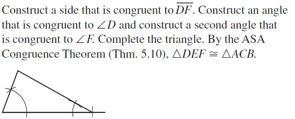Big Ideas Math Answer Key Geometry Chapter 5 Congruent Triangles 5.6 a 13