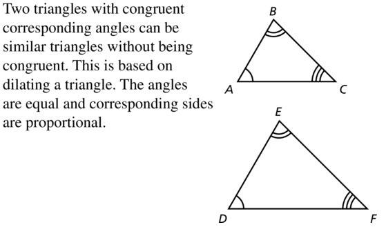 Big Ideas Math Answer Key Geometry Chapter 5 Congruent Triangles 5.6 a 31
