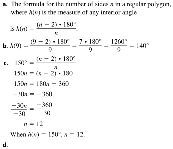 Big Ideas Math Answer Key Geometry Chapter 7 Quadrilaterals and Other Polygons 7.1 a 49.1