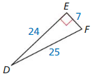 Big Ideas Math Answer Key Geometry Chapter 9 Right Triangles and Trigonometry 142