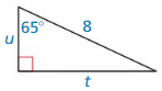 Big Ideas Math Answer Key Geometry Chapter 9 Right Triangles and Trigonometry 143