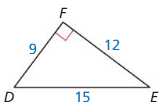 Big Ideas Math Answer Key Geometry Chapter 9 Right Triangles and Trigonometry 145