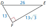Big Ideas Math Answer Key Geometry Chapter 9 Right Triangles and Trigonometry 149