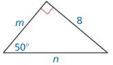 Big Ideas Math Answer Key Geometry Chapter 9 Right Triangles and Trigonometry 156