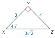 Big Ideas Math Answer Key Geometry Chapter 9 Right Triangles and Trigonometry 157