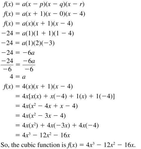 Big Ideas Math Answers Algebra 1 Chapter 8 Graphing Quadratic Functions 8.5 a 69