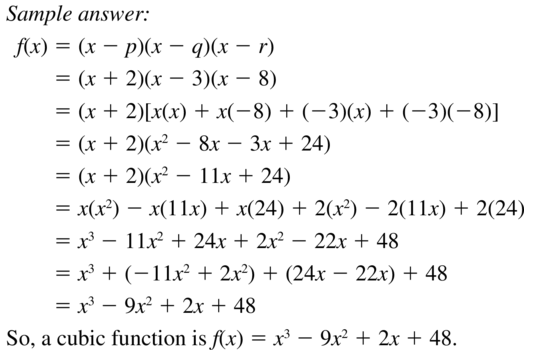 Big Ideas Math Answers Algebra 1 Chapter 8 Graphing Quadratic Functions 8.5 a 73