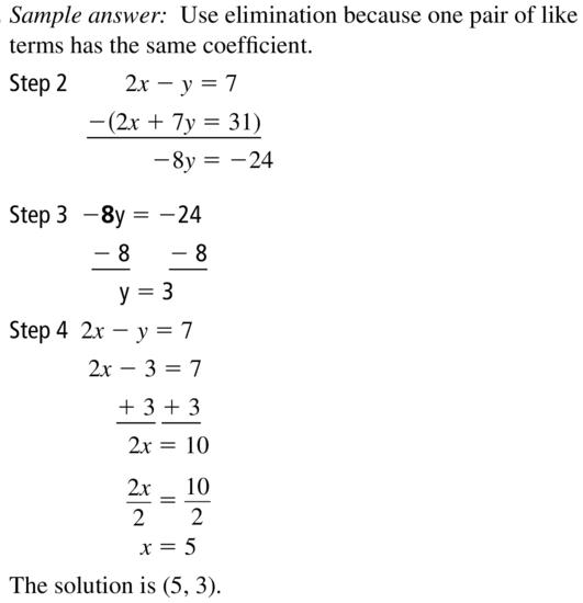 Big Ideas Math Answers Algebra 1 Chapter 9 Solving Quadratic Equations 9.5 a 85