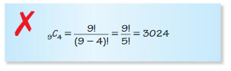 Big Ideas Math Answers Algebra 2 Chapter 10 Probability 10.5 9