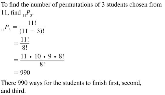 Big Ideas Math Answers Algebra 2 Chapter 10 Probability 10.5 a 17