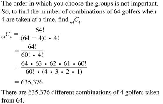 Big Ideas Math Answers Algebra 2 Chapter 10 Probability 10.5 a 33