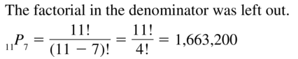 Big Ideas Math Answers Algebra 2 Chapter 10 Probability 10.5 a 35