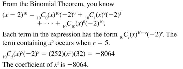 Big Ideas Math Answers Algebra 2 Chapter 10 Probability 10.5 a 59