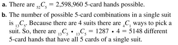 Big Ideas Math Answers Algebra 2 Chapter 10 Probability 10.5 a 77
