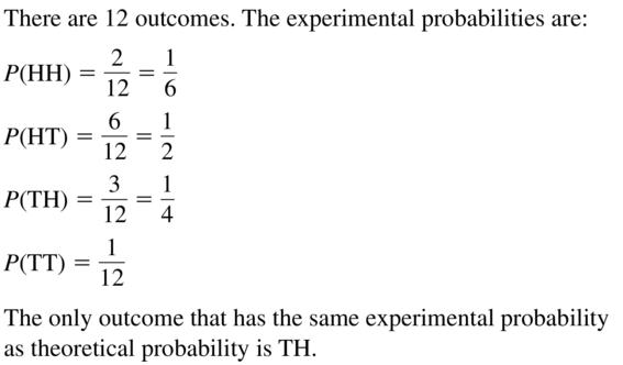 Big Ideas Math Answers Algebra 2 Chapter 10 Probability 10.5 a 81