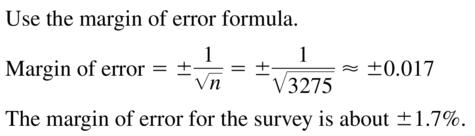 Big Ideas Math Answers Algebra 2 Chapter 11 Data Analysis and Statistics 11.5 a 15