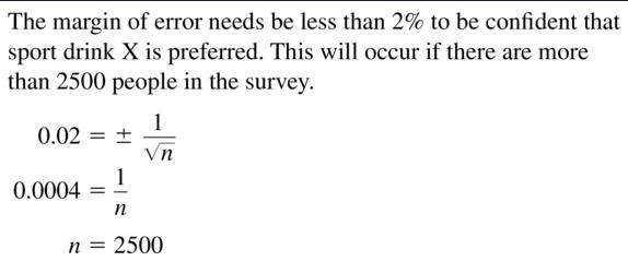 Big Ideas Math Answers Algebra 2 Chapter 11 Data Analysis and Statistics 11.5 a 27