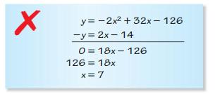 Big Ideas Math Answers Algebra 2 Chapter 3 Quadratic Equations and Complex Numbers 3.5 8