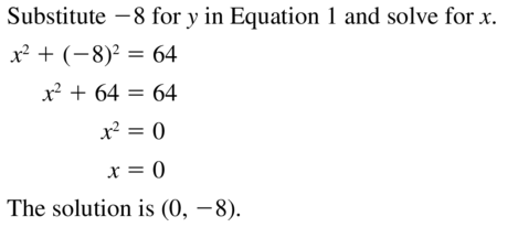 Big Ideas Math Answers Algebra 2 Chapter 3 Quadratic Equations and Complex Numbers 3.5 a 17