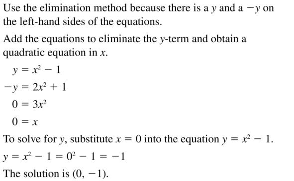 Big Ideas Math Answers Algebra 2 Chapter 3 Quadratic Equations and Complex Numbers 3.5 a 37