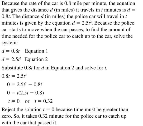 Big Ideas Math Answers Algebra 2 Chapter 3 Quadratic Equations and Complex Numbers 3.5 a 51