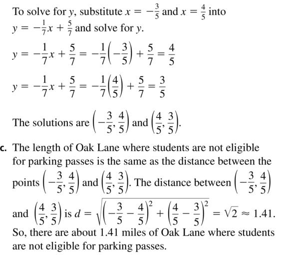 Big Ideas Math Answers Algebra 2 Chapter 3 Quadratic Equations and Complex Numbers 3.5 a 59.2