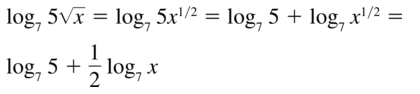 Big Ideas Math Answers Algebra 2 Chapter 6 Exponential and Logarithmic Functions 6.5 a 19
