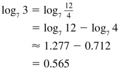 Big Ideas Math Answers Algebra 2 Chapter 6 Exponential and Logarithmic Functions 6.5 a 3