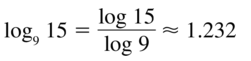 Big Ideas Math Answers Algebra 2 Chapter 6 Exponential and Logarithmic Functions 6.5 a 35