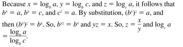 Big Ideas Math Answers Algebra 2 Chapter 6 Exponential and Logarithmic Functions 6.5 a 47