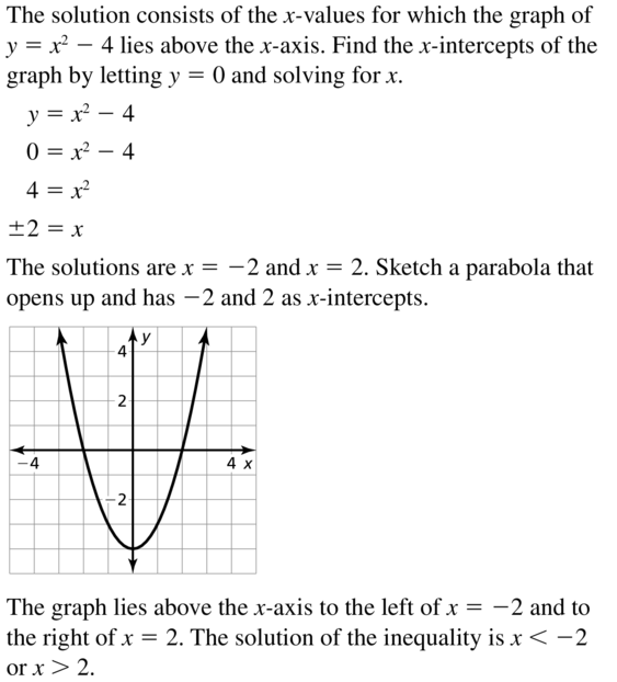 Big Ideas Math Answers Algebra 2 Chapter 6 Exponential and Logarithmic Functions 6.5 a 49