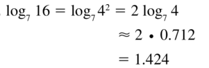 Big Ideas Math Answers Algebra 2 Chapter 6 Exponential and Logarithmic Functions 6.5 a 5