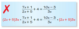 Big Ideas Math Answers Algebra 2 Chapter 7 Rational Functions 7.5 6