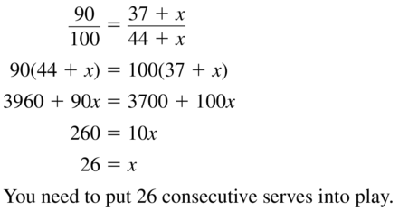 Big Ideas Math Answers Algebra 2 Chapter 7 Rational Functions 7.5 a 11