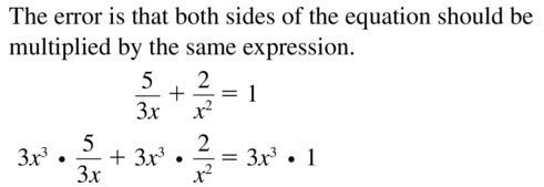 Big Ideas Math Answers Algebra 2 Chapter 7 Rational Functions 7.5 a 31