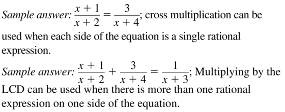 Big Ideas Math Answers Algebra 2 Chapter 7 Rational Functions 7.5 a 35