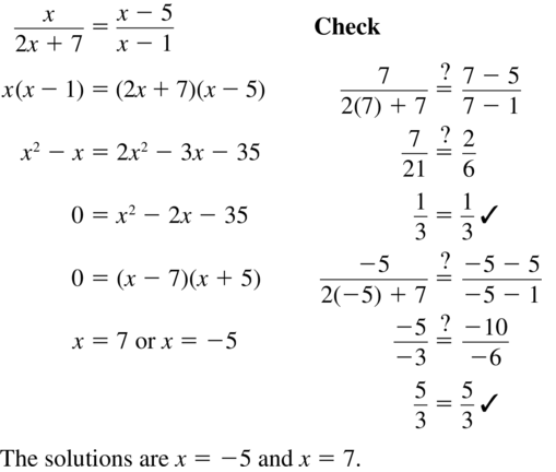 Big Ideas Math Answers Algebra 2 Chapter 7 Rational Functions 7.5 a 7