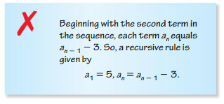 Big Ideas Math Answers Algebra 2 Chapter 8 Sequences and Series 8.5 9