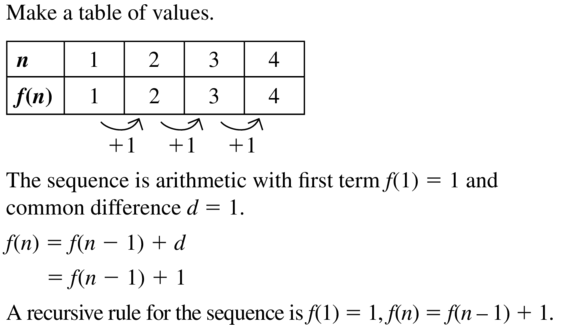 Big Ideas Math Answers Algebra 2 Chapter 8 Sequences and Series 8.5 a 23