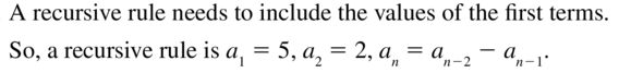 Big Ideas Math Answers Algebra 2 Chapter 8 Sequences and Series 8.5 a 27