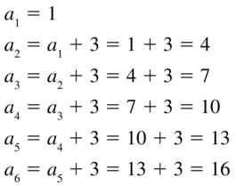 Big Ideas Math Answers Algebra 2 Chapter 8 Sequences and Series 8.5 a 3