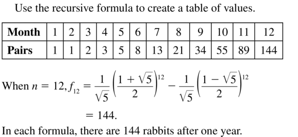Big Ideas Math Answers Algebra 2 Chapter 8 Sequences and Series 8.5 a 59