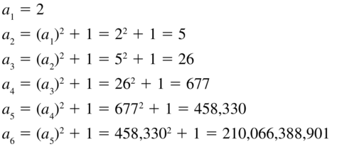 Big Ideas Math Answers Algebra 2 Chapter 8 Sequences and Series 8.5 a 7