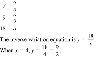 Big Ideas Math Answers Algebra 2 Chapter 8 Sequences and Series 8.5 a 75