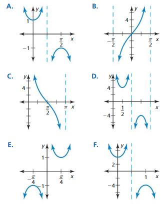 Big Ideas Math Answers Algebra 2 Chapter 9 Trigonometric Ratios and Functions 9.5 11