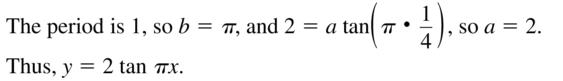 Big Ideas Math Answers Algebra 2 Chapter 9 Trigonometric Ratios and Functions 9.5 a 27