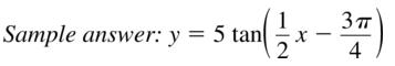Big Ideas Math Answers Algebra 2 Chapter 9 Trigonometric Ratios and Functions 9.5 a 51