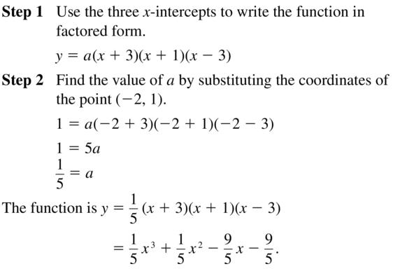 Big Ideas Math Answers Algebra 2 Chapter 9 Trigonometric Ratios and Functions 9.5 a 55