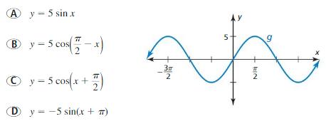 Big Ideas Math Answers Algebra 2 Chapter 9 Trigonometric Ratios and Functions ca 5