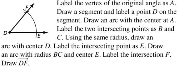 Big Ideas Math Answers Geometry Chapter 1 Basics of Geometry 1.5 a 15